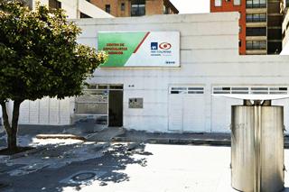 Centro de especialistas